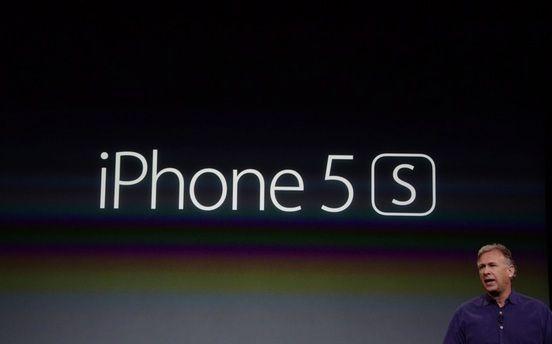 Apple presenta el iPhone 5S, su modelo de gama alta