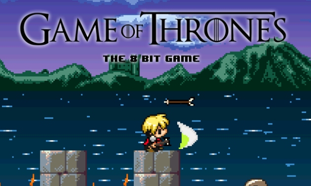Game of Thrones, 'The 8 bit game'