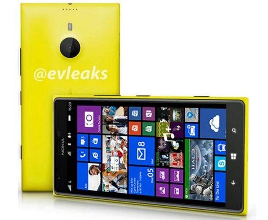 Nokia Lumia 1520 nokia img2 evleaks2332