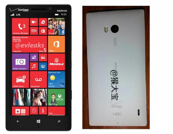 Un supuesto Lumia 929 asoma la patita, otro phablet de Nokia