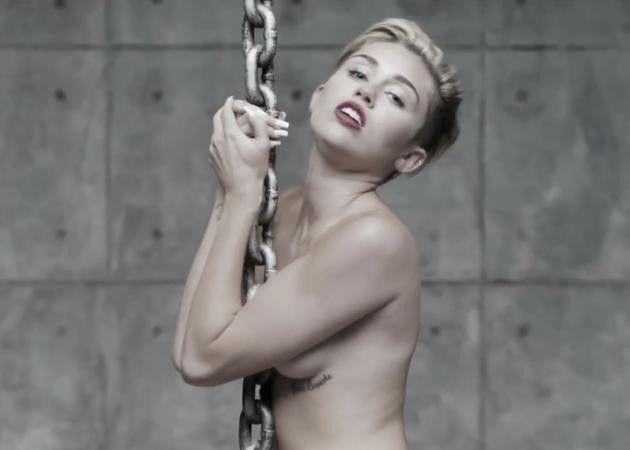 Miley Cyrus es reina por un día y nuevo récord en YouTube