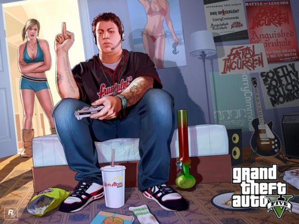GTA V no se lleva bien con los modelos antiguos de Xbox 360