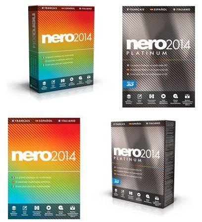 Nero 2014 ya está disponible y viene cargado de novedades