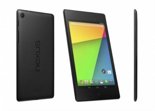 La nueva Nexus 7 con conectividad LTE llega a España