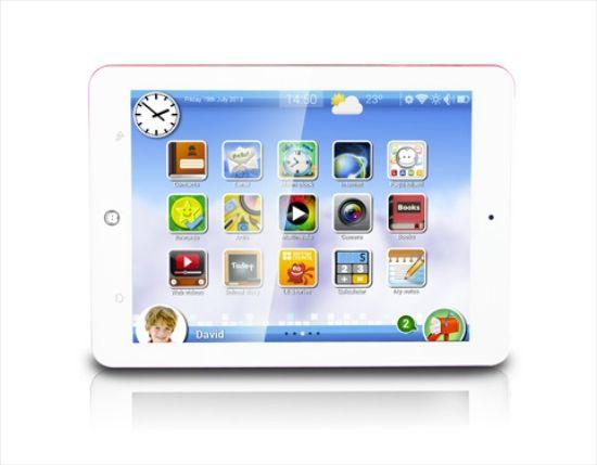 Imaginarium presenta Paquito Mini, su nueva tableta de 8 pulgadas