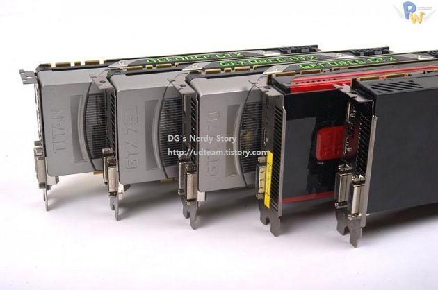 Primeras pruebas de rendimiento de la R9-290X de AMD