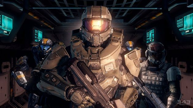 Microsoft muestra streaming de Halo 4 en la nube