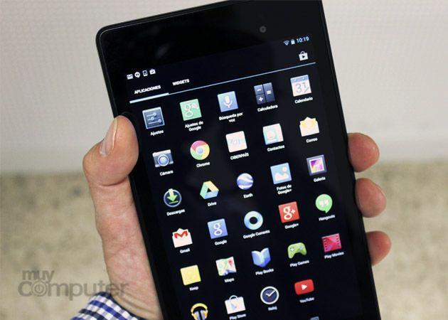 Nexus 7 edición 2013, análisis