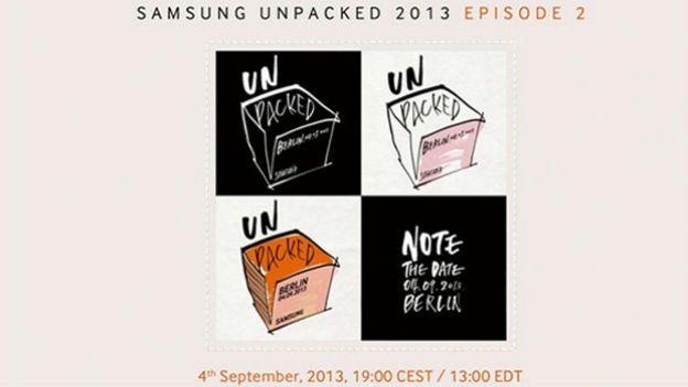 unpacked 2013 de samsung pp2 vídeomim3233