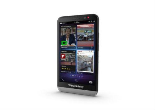 La BlackBerry Z30 ya es una realidad