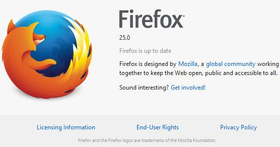 Firefox 26 Final, disponible 32