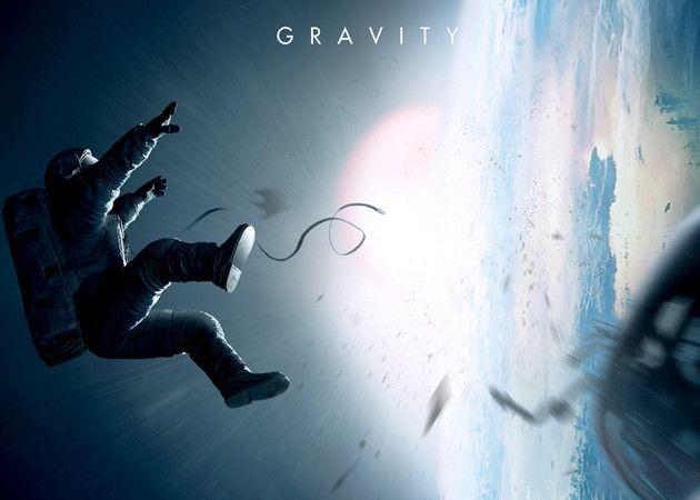 Gravity, para esto se inventó el cine 3D