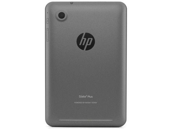 HP Slate 7 Plus, bueno, bonito y barato