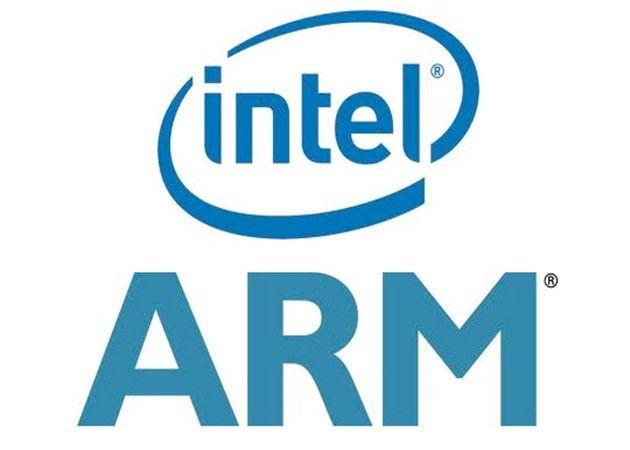 Intel fabricará chips ARM