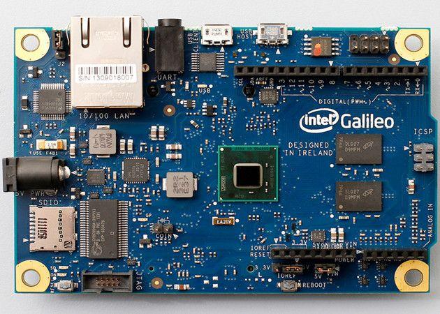 IntelGalileo-Arduino