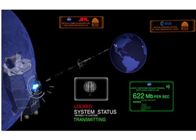 NASA dispara contra la Luna pero por buen motivo