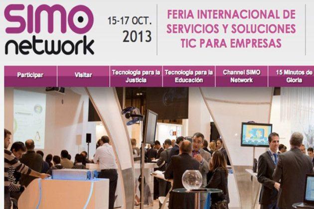 Arranca el SIMO Network 2013