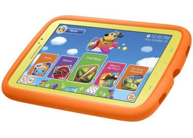 Samsung Galaxy Tab 3 Kids, a la venta