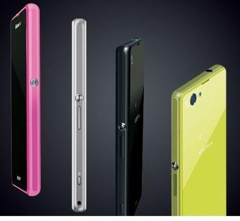 Sony Xperia Z1 f-2