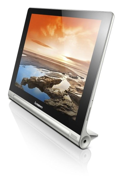 Stand Mode Yoga Tablet