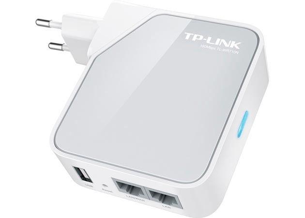 TP-Link TL-WR710N, el router más viajero