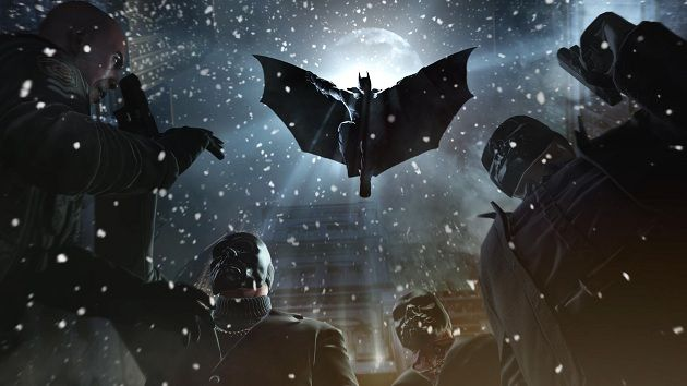 batman arkham origins portada m321x3