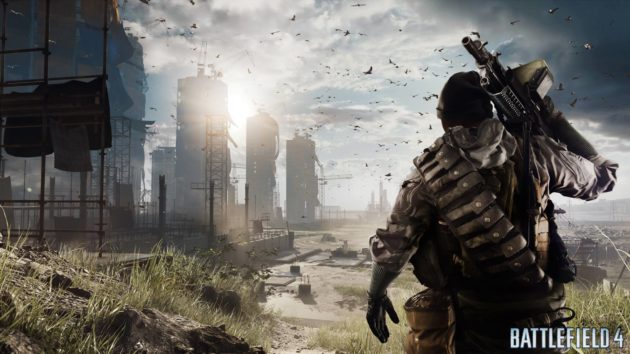battlefield 4 de xbox one y ps4 comparativa mn321x3