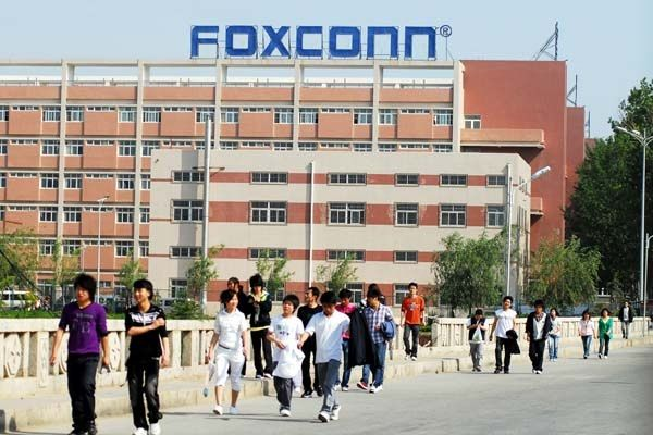 Foxconn to increase salaries of Chinese workforce againxxx3