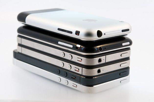 Prueba de velocidad en vídeo: desde el iPhone 2G al iPhone 5S
