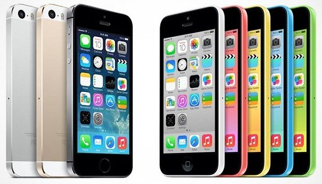 iphone 5s y el iPhone 5C disponibles portada mcm213mxx23