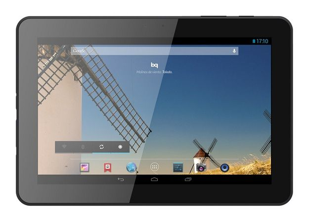 La firma bq presenta nuevas tablets dentro de su línea Quad Core