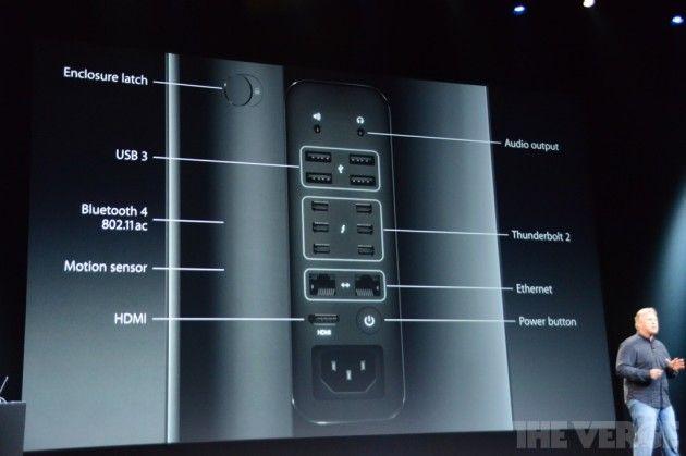 Evento Apple: Detalles del nuevo Mac Pro
