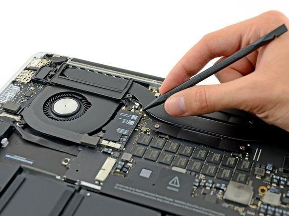 iFixit destripa el nuevo MacBook Pro Retina y le casca un 1 sobre 10