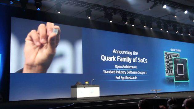 quark de intel podría estar basado en 486 poo321x3