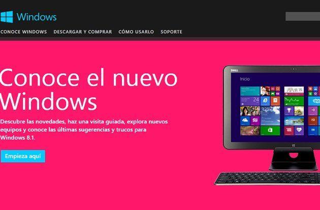 windows 8.1 portada MC im321nxm13332