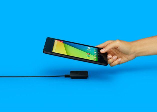 Disponible nuevo cargador inalámbrico para Nexus