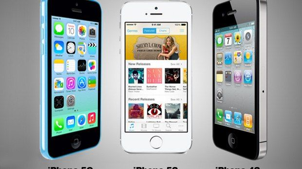 El iPhone 5c supera al Galaxy S4 nmi312x321