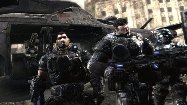 Gears of War y Shoot Many Robots gratis en Xbox Live