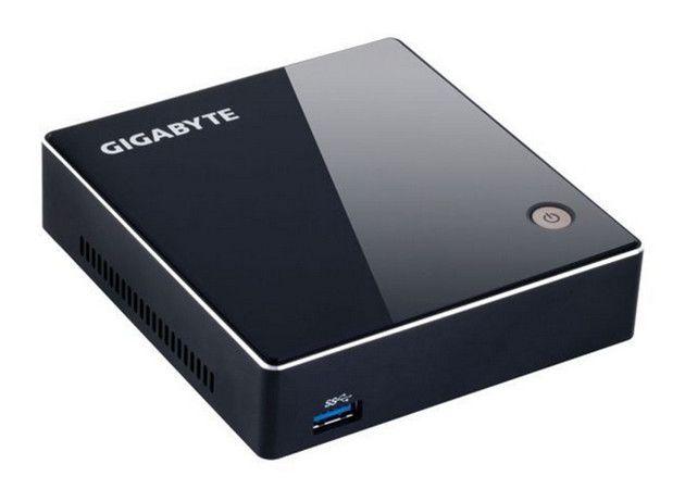 A la venta el potente mini-PC con Haswell, Gigabyte BRIX