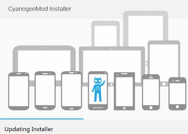 Instalador CyanogenMod