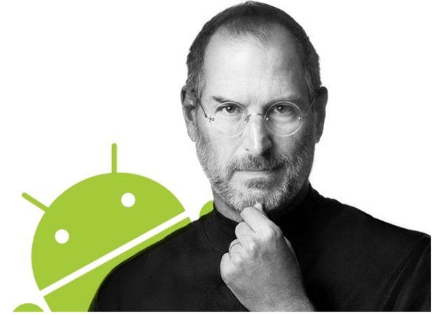 """Jobs contra Android y Rubin: """"arrogante f..k"""""""