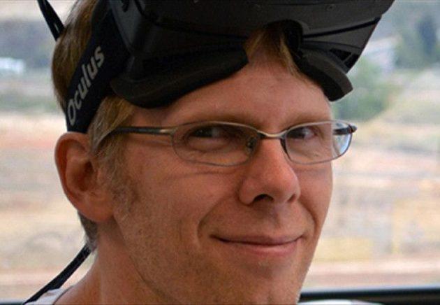 John Carmack deja id software imj0321mx