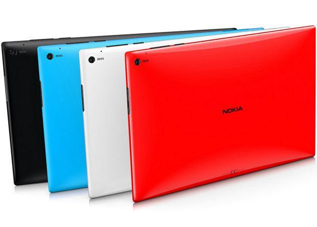 Lumia 2020, tablet Nokia 8 pulgadas para el MWC 2014