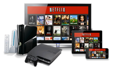Netflix-Streaming