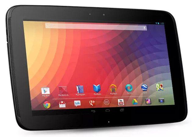 Google prepara un Nexus 10 contra iPad Air