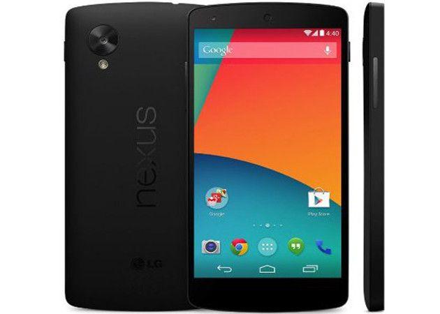 Google presenta Nexus 5 y Android 4.4 KitKat