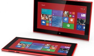 Desempaquetado e impresiones del Nokia Lumia 2520 34