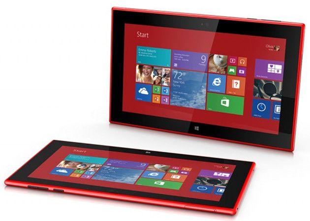 Desempaquetado e impresiones del Nokia Lumia 2520 30