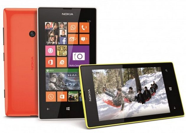 Nokia presenta nuevo smartphone Lumia 525