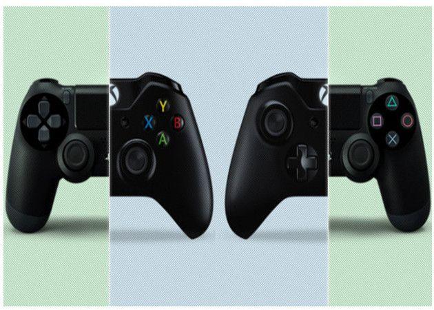 PS4vsXboxOne